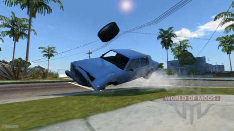 Greenwood for BeamNG Drive