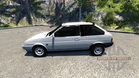 VAZ-2108 Lada Sputnik for BeamNG Drive