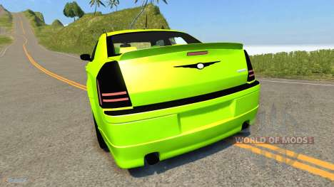 Chrysler 300C for BeamNG Drive