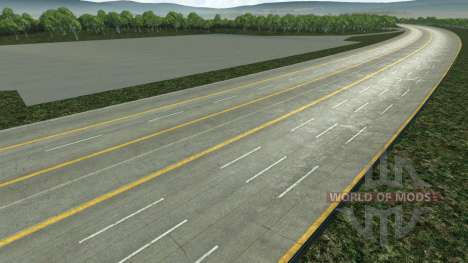 Location High Speed Ring v0.7 for BeamNG Drive