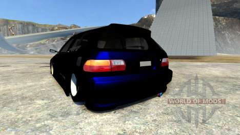 Honda Civic for BeamNG Drive
