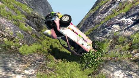 Ibishu Covet Angry Birds for BeamNG Drive