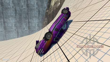 Gavril Grand Marshal paintjob for BeamNG Drive