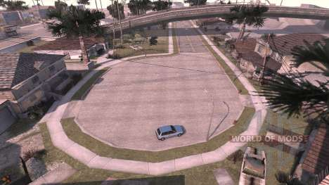 Grove street - map for BeamNG Drive
