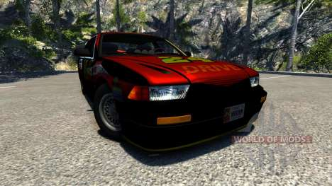 Gavril Grand Marshal Sport for BeamNG Drive