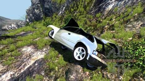 Ibishu M2 for BeamNG Drive