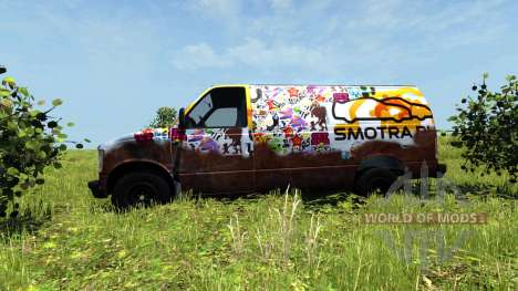 Gavril H-Series Smotra for BeamNG Drive
