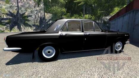 GAZ-24 Volga for BeamNG Drive