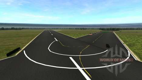 Location TopGear Track for BeamNG Drive