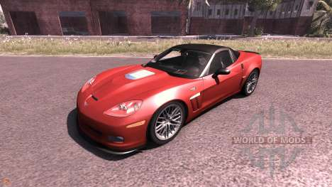 Chevrolet Corvette ZR1 2010 for BeamNG Drive