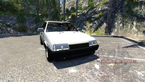 VAZ-21099 Lada Sputnik for BeamNG Drive