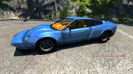 Civetta Bolide Florida for BeamNG Drive