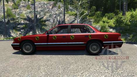 Gavril Grand Marsha NCAP for BeamNG Drive