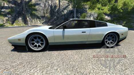 Bolide FT40 GTS for BeamNG Drive