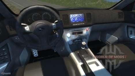 Subaru Legacy B4 for BeamNG Drive