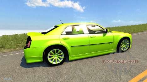 Chrysler 300C for BeamNG Drive