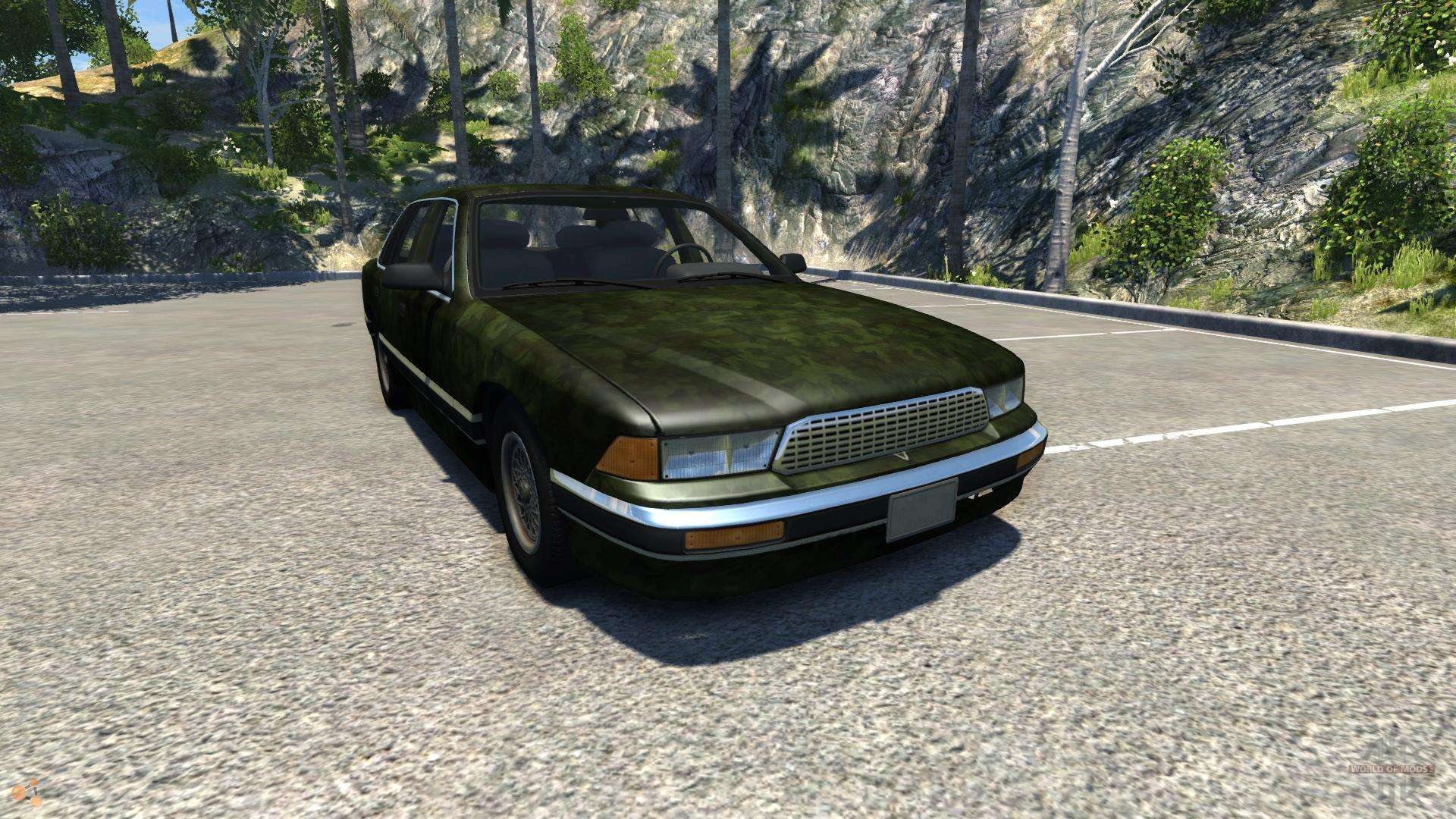 Gavril grand marshal police for beamng drive sciox Images