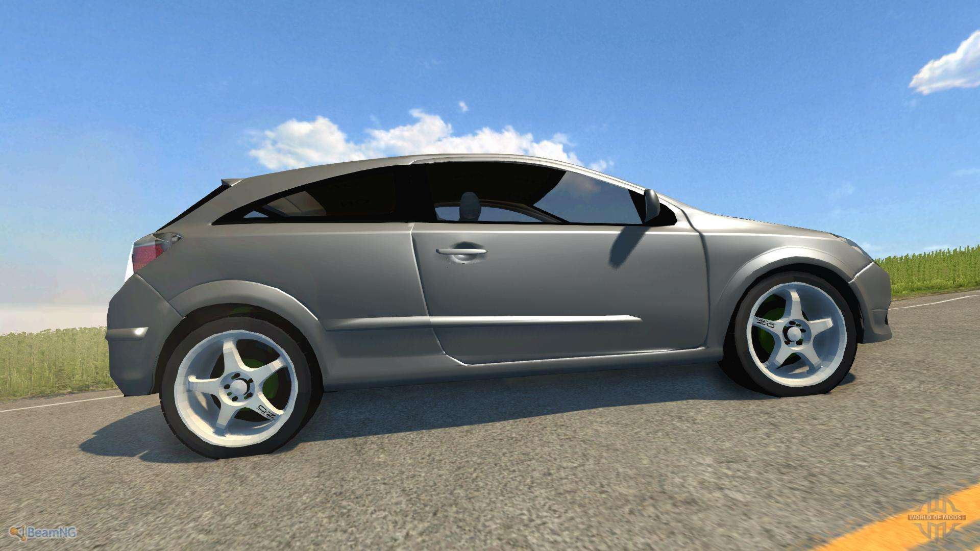 opel astra gtc for beamng drive. Black Bedroom Furniture Sets. Home Design Ideas