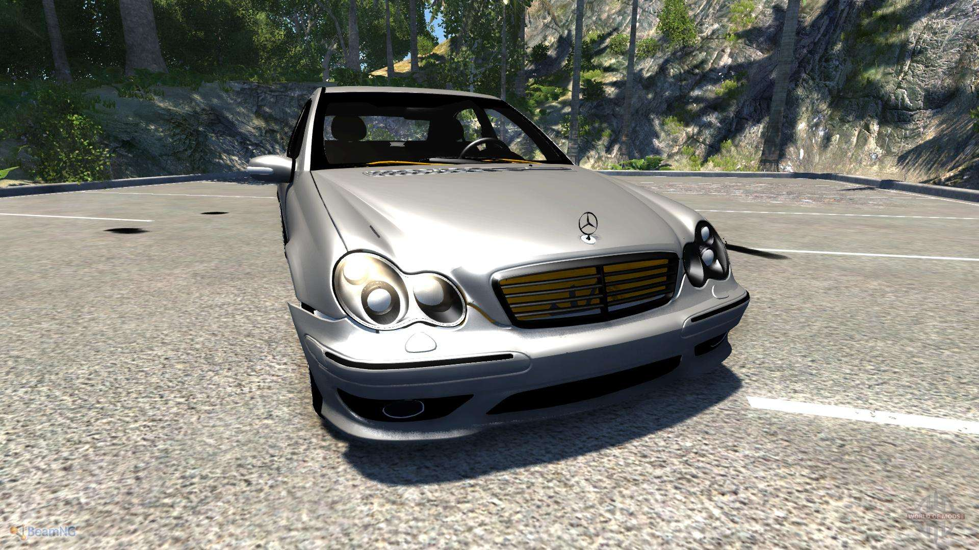 Mercedes benz c32 amg for beamng drive publicscrutiny Choice Image