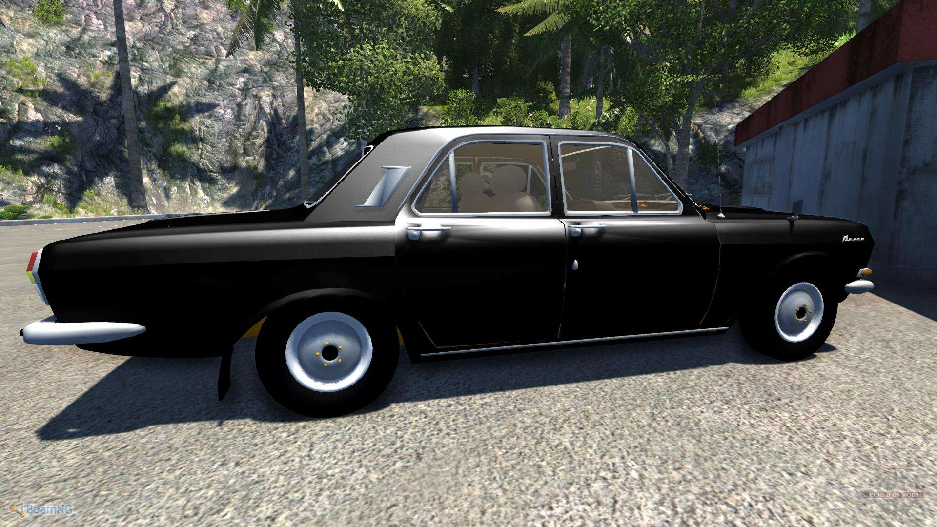 gaz 24 volga for beamng drive. Black Bedroom Furniture Sets. Home Design Ideas