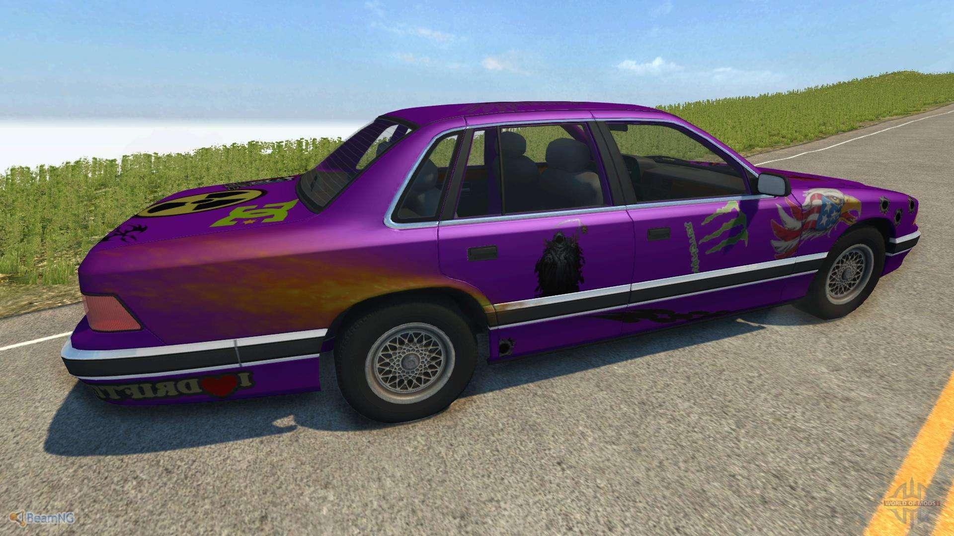Grand marshal paintjob for beamng drive gavril grand marshal paintjob for beamng drive sciox Images