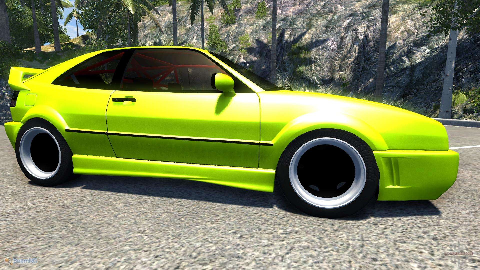 volkswagen corrado vr6 for beamng drive. Black Bedroom Furniture Sets. Home Design Ideas