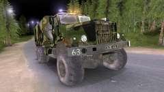 KrAZ truck Camo v2