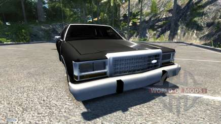 Ford LTD Crown Victoria for BeamNG Drive