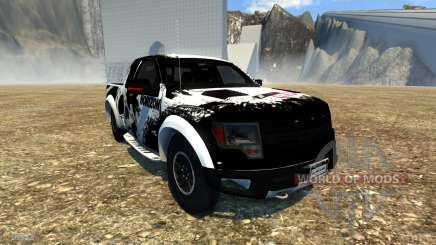 Ford F-150 SVT Raptor for BeamNG Drive