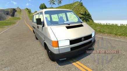 Volkswagen Transporter T4 for BeamNG Drive
