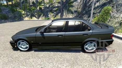 BMW M3 E36 for BeamNG Drive