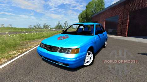 VAZ-21123 for BeamNG Drive