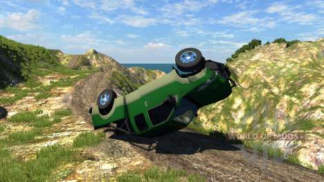 Ford F-250 for BeamNG Drive