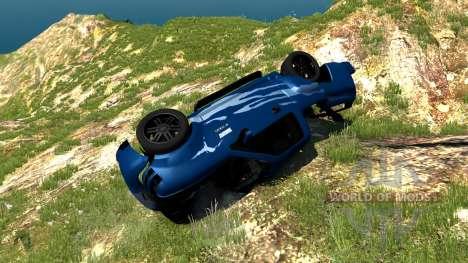 Canyon for BeamNG Drive