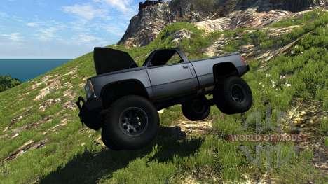 Gavril D-Series Monster for BeamNG Drive