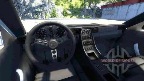 Porsche 911 for BeamNG Drive