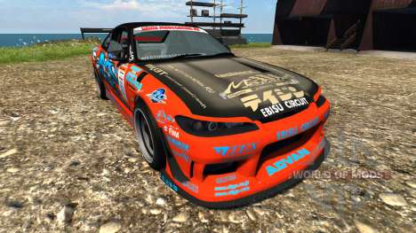 Nissan Silvia S15 Sport for BeamNG Drive