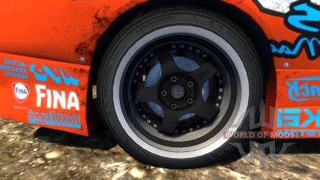 Nissan Silvia S15 Sport for BeamNG Drive
