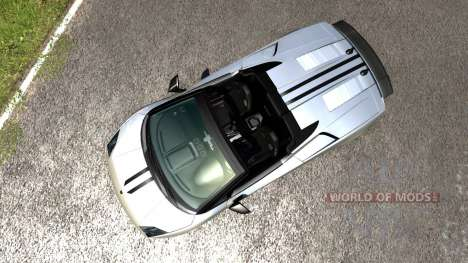 Lamborghini Gallardo LP570-4 Spyder Performante for BeamNG Drive