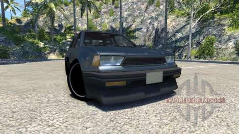 Ibishu Covet Rally ED for BeamNG Drive
