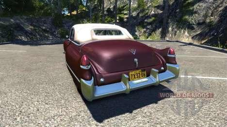 Cadillac Series 62 Convertible 1949 for BeamNG Drive