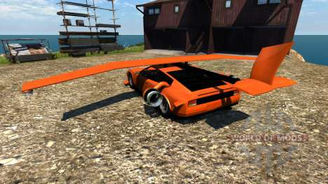 DSC FT40 Rocket for BeamNG Drive