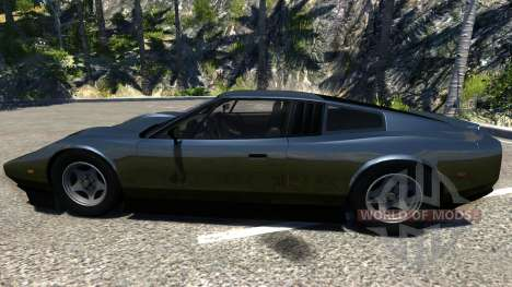 Civetta Bolide FT40 v1.1 for BeamNG Drive