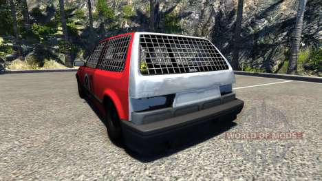 Ibishu Covet TRASH for BeamNG Drive