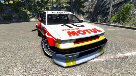 Ibishu Covet GTX for BeamNG Drive