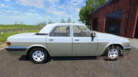 GAZ-31105 Volga for BeamNG Drive