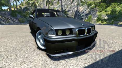 BMW M3 E36 for BeamNG Drive
