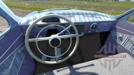 GAZ-21 Volga runoff for BeamNG Drive