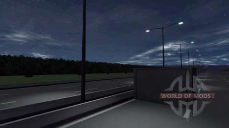 Location-Highway- for BeamNG Drive