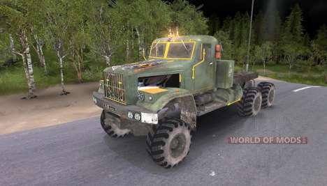 Pak trucks v9.0 for Spin Tires